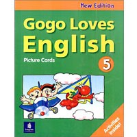 Gogo Loves English 5 (2/E) Picture Cards
