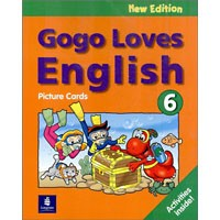 Gogo Loves English 6 (2/E) Picture Cards