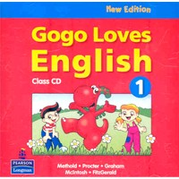 Gogo Loves English 1 (2/E) Class CD
