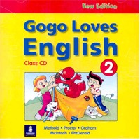 Gogo Loves English 2 (2/E) Class CD