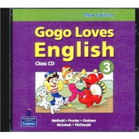 Gogo Loves English 3 (2/E) Class CD