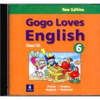 Gogo Loves English 6 (2/E) Class CD