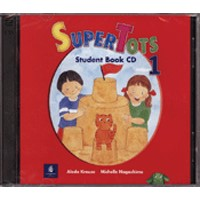 SuperTots 1 CDs (2)