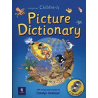 Longman Children's Picture Dictionary Picture Dictionary + CDs (2)