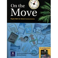 On the Move SB+CD+Phrase Book