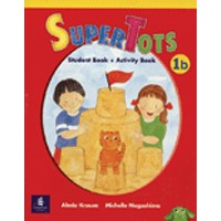 SuperTots 1B Student Book + Activity Book pages