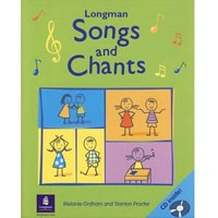 Longman Songs and Chants Book + CD