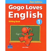 Gogo Loves English 1 (2/E) Writing Book
