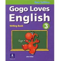 Gogo Loves English 3 (2/E) Writing Book