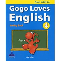 Gogo Loves English 4 (2/E) Writing Book