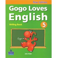 Gogo Loves English 5 (2/E) Writing Book