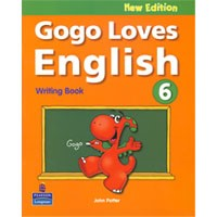 Gogo Loves English 6 (2/E) Writing Book