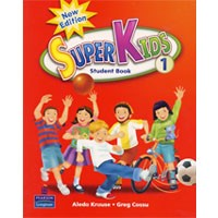 Superkids 1 (2/E) Student Book