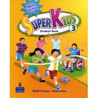 Superkids 3 (2/E) Student Book