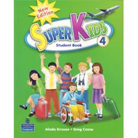 Superkids 4 (2/E) Student Book
