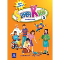 Superkids 5 (2/E) Student Book