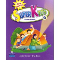 Superkids 6 (2/E) Student Book