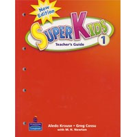 Superkids 1 (2/E) Teacher's Guide