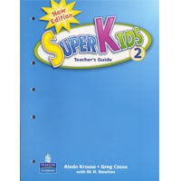 Superkids 2 (2/E) Teacher's Guide