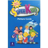 Superkids 2 (2/E) Picture Cards