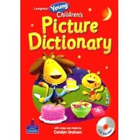 Longman Young Children's Picture Dictionary Picture Dictionary + CD