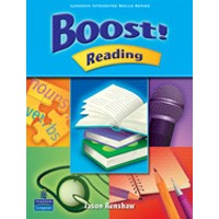 Boost! Reading 1 Student Book + CD