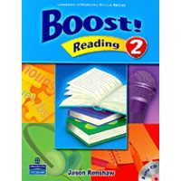 Boost! Reading 2 Student Book + CD