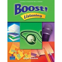 Boost! Listening 1 Student Book + CD