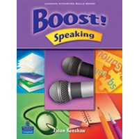 Boost! Speaking 1 Student Book + CD
