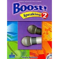 Boost! Speaking 2 Student Book + CD