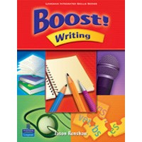 Boost! Writing 1 Student Book + CD
