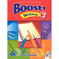 Boost! Writing 2 Student Book + CD