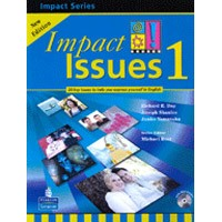 Impact Issues 1 (2/E) Student Book + CD