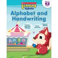 SLE Alphabet and Writing K2