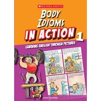 Body Idioms in Action #1