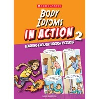 Body Idioms in Action #2