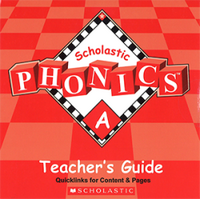 Scholastic Phonics A TB CD-ROM