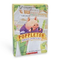 Poppleton Set (with Audio CD)