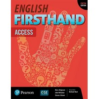 English Firsthand Access (5/E) Student Book