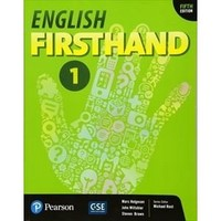 English Firsthand 1 5th Edition Student Book + MyMobileWorld