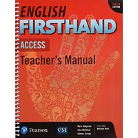 English Firsthand Access (5/E) Teacher's Manual + CD-ROM