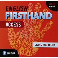 English Firsthand Access (5/E) Class Audio CD(2)