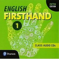 English Firsthand 1 (5/E) Class Audio CD(2)