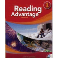Reading Advantage 1 (3/E)  SB + Audio CD
