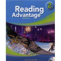 Reading Advantage, 3/e 2 Student Book (96 pp) with Audio CD