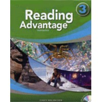 Reading Advantage, 3/e 3 Student Book (96 pp) with Audio CD