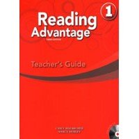 Reading Advantage, 3/e 1 Teacher's Guide with Audio CD