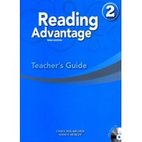 Reading Advantage, 3/e 2 Teacher's Guide with Audio CD