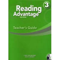 Reading Advantage, 3/e 3 Teacher's Guide with Audio CD