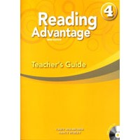 Reading Advantage, 3/e 4 Teacher's Guide with Audio CD